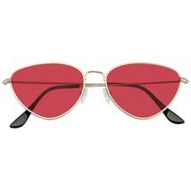 Sunglasses Mens Womens Retro Vintage Small Triangle Fashion Sun Glasses ... - $11.25