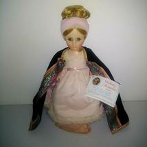 """1503 Martha Randolph Madame Alexander First Lady Doll 14"""" - $48.33"""