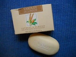 VINTAGE YARDLEY OF LONDON 4.25 OZ  BAR SOAP IN ORIGINAL PACKAGING - $5.99
