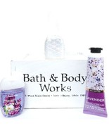 Bath & Body Works Lavender Hand cream, Pocketbac with Hologram Holder - $20.30