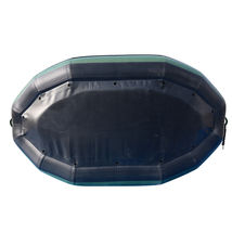 BRIS 1.2mm 9.8ft Inflatable White Water River Raft Inflatable Boat Floating Tube image 12