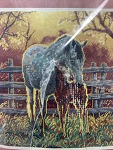 Quiet Time Elsa Williams Needlepoint Kit New Horse Mare Foal Chris Cummings - $38.69