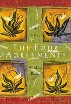 The Four Agreements: A Practical Guide to Personal Freedom, A Toltec Wis... - $47.53