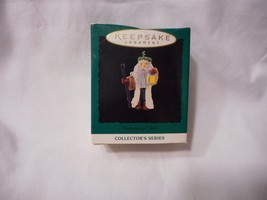 1996 Hallmark Keepsake Ornament Centuries of Santa Collector Series Deco... - $2.99