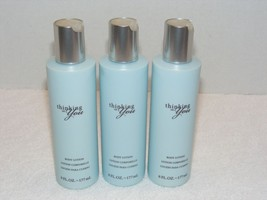 2010 MARY KAY THINKING OF YOU 6 FL oz BODY LOTION LOT OF 3 GUC - $28.99