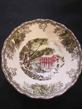 Johnson Bros. The Friendly Village 6 inch bowl The Old Mill 9 bowls - $41.53
