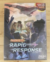 NEW Z-Man Games Pandemic Rapid Response Real TIme Dice Board Game Sealed - $39.95
