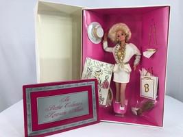 Shopping City Style Barbie Doll Around Town by Janet Goldblatt (1993) - $58.05