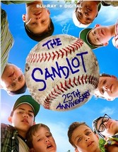 Sandlot (Blu-Ray/Digital Hd/25Th Anniversary/Ws)