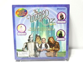 2003 Pressman The Wizard of Oz Game Featuring Yellow Brick Road Speaker New - $19.80
