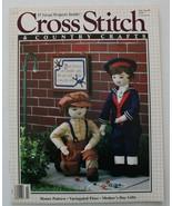1 Vintage 1988 Mar/Apr Cross Stitch Country Crafts Magazine Bonus Patter... - $7.49