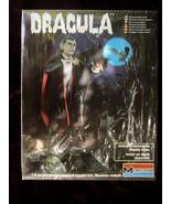Dracula model kit, Monogram Factory Sealed 1991 - $53.90