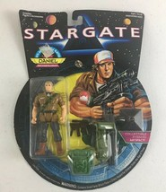 """StarGate """"Daniel Archaeologist"""" Figurine And Accessories *collectible Pyramid* - $11.88"""