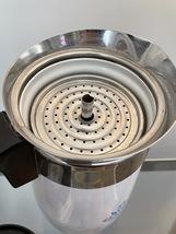 Vintage Corningware 9 Cup Percolator/Coffee Pot image 6