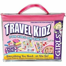 Convenience Kits Kidz On the Go Travel Kit for Girls - $9.49