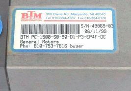 NEW BTM PC-1500-S0-90-D1-P3-EP4F-DC SENSOR CLAMP DES BALLUFF 516-542-BO-H image 5