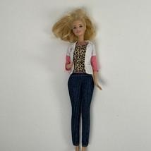 Barbie Careers Pet Vet Doll Blonde Hair 2013 Mattel - $14.00