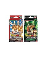 Dragon Ball Super Cross Worlds Starter Decks: Extreme Evolution and Dark... - $51.23