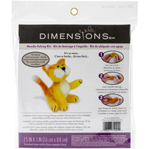 Dimensions Feltworks Needle Felting Kit-Cat - $16.84