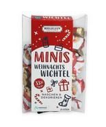 Riegelein- Minis Solid Chocolate Santas 125g - $7.95