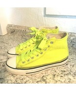CONVERSE Chuck Taylor All Star 70 Hi Fuzzy Bunny YELLOW Unisex Shoes SIZ... - $24.70