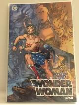 2020 DC Comics Wonder Woman #750 Jim Lee Torpedo Comics Variant Cover A - $29.95