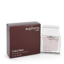 Euphoria by Calvin Klein 1 oz Eau De Toilette Spray - $18.05