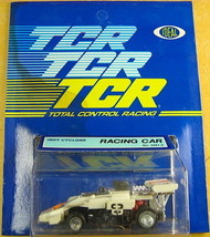 1978 Ideal TCR Indy Cyclone #8 Slot Less Car 3281-3 - $98.99