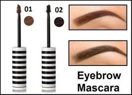 Pretty by Flormar EYEBROW Mascara Full & Fixed Eyebrows 13 ml Light / Me... - $7.33