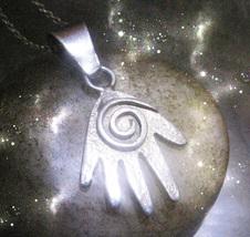 HAUNTED NECKLACE SORCERER'S HAND GRAB YOUR DESIRES SECRET OOAK MAGICK POWER - $9,007.77