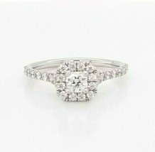 Hearts on Fire Flawless Diamond Engagement Ring Platinum $4,500 Retail S... - $2,673.00