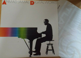 AHMAD JAMAL, Digital Works, Two Record Mint Vintage Vinyl LP, Atlantic 8... - £10.48 GBP