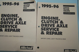mitchell service manual engine drive axel mercedes bmw audi hyundai jaguar lexus - $44.99
