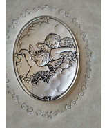 Photo album with angels medal in silver 0,925 390.7029.4-1 - $113.85