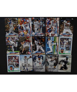 2018 Topps Update Dodgers Master Team Set 15 Baseball Cards W/Inserts Mi... - $19.99