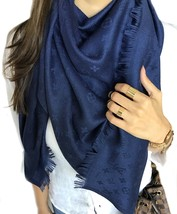 LOUIS VUITTON Scarf & Unisex (*Double Layer*) Ultra soft Stylish HIGH QU... - $44.99