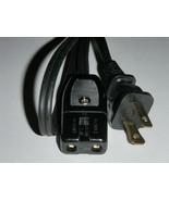 Power Cord for West Bend Versatility Slow Cooker Models 84654 84754 (2pi... - $13.09