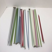 13 Assorted Sets of Knitting Needles Boye Bates Size 1 3 4 5 7 8 10 11 15 - $19.34