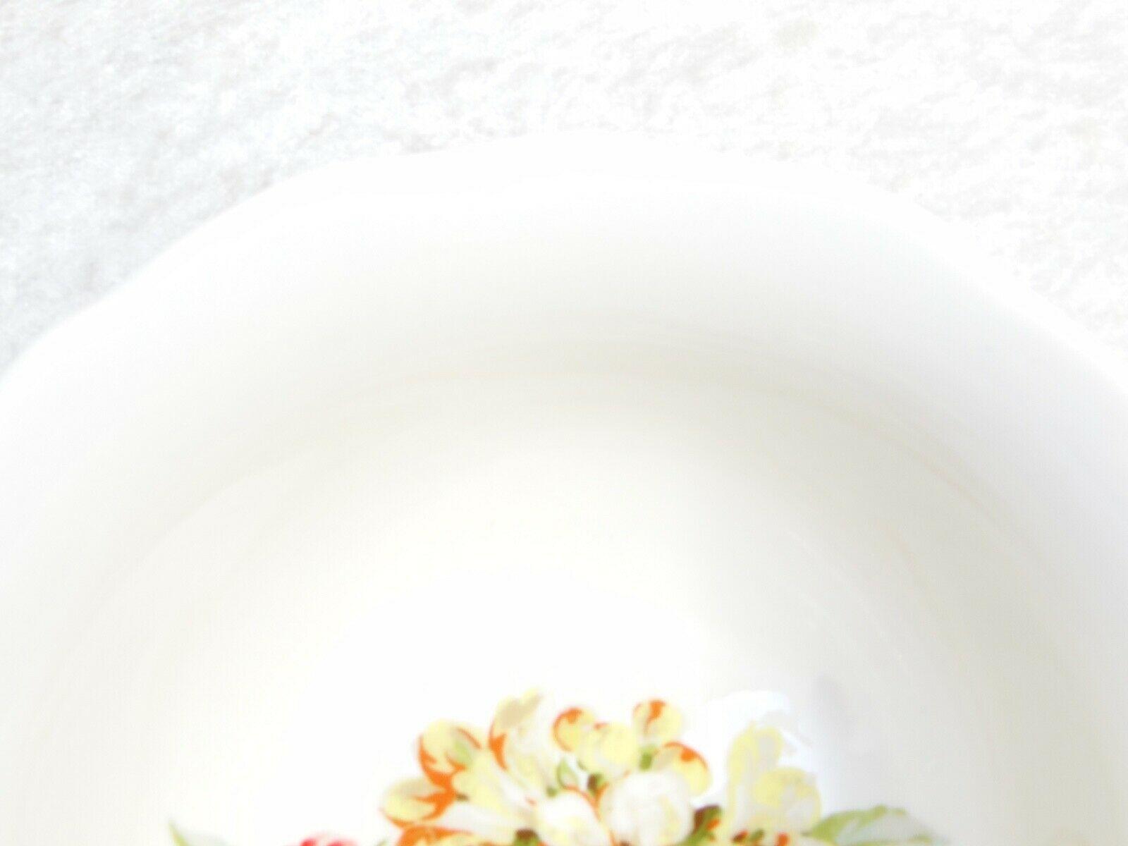222 Fifth Ellis Bowl Floral Soup Cereal Popcorn Ice Cream Snack Bowl Porcelaine