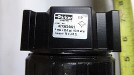 Parker 07F3C00022 Filter New image 3