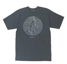 O'Neill Men's Short Sleeve Crew neck  Graphic T Shirt  Decoy Charcoal Sz M - $16.79