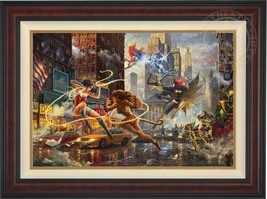Thomas Kinkade Women of DC 24 x 36 LE G/P Canvas (Framed) DC Art - $1,840.00