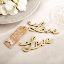 Love Antique Gold Bottle Opener  - $4.99
