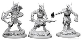 WizKids Dungeons & Dragons: Nolzur's Marvelous Unpainted Minis: Kobolds - $9.62