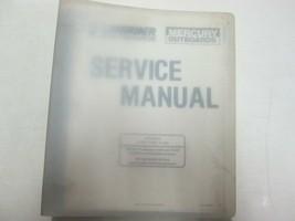 Mercury Mariner Außenborder Service Manuell Binder V-250 V-275 OEM 90-81... - $19.73