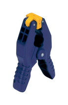 """Irwin 1"""" Quick-Grip Resin Spring Clamp Tool Holds Odd Shapes Won't Rust 58100 - $7.23"""