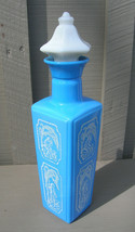 Old Vintage 1965 Beam's Choice Decanter Shepards Scene with Stopper Liqu... - $14.84