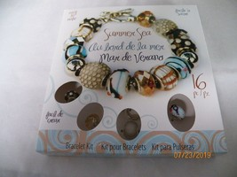 Bracelet Kit Summer Sea New - $8.90