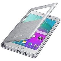 Samsung SA-EF-CA500BSEGWW Flip Cover S View Galaxy A5 - Silver - $6.77