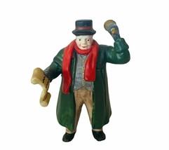 Department 56 Heritage snow village Christmas figurine 5569-7 Town Crier... - $13.50